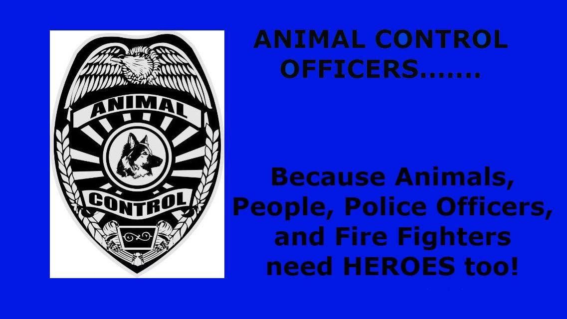 Animal control graphic